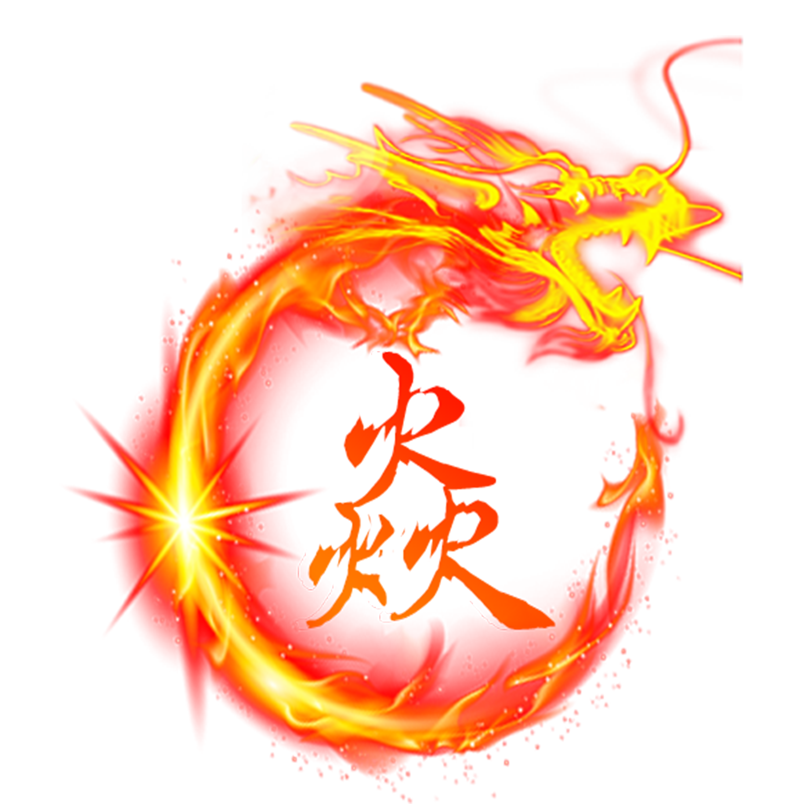 Dragon Flame Chinese Grill